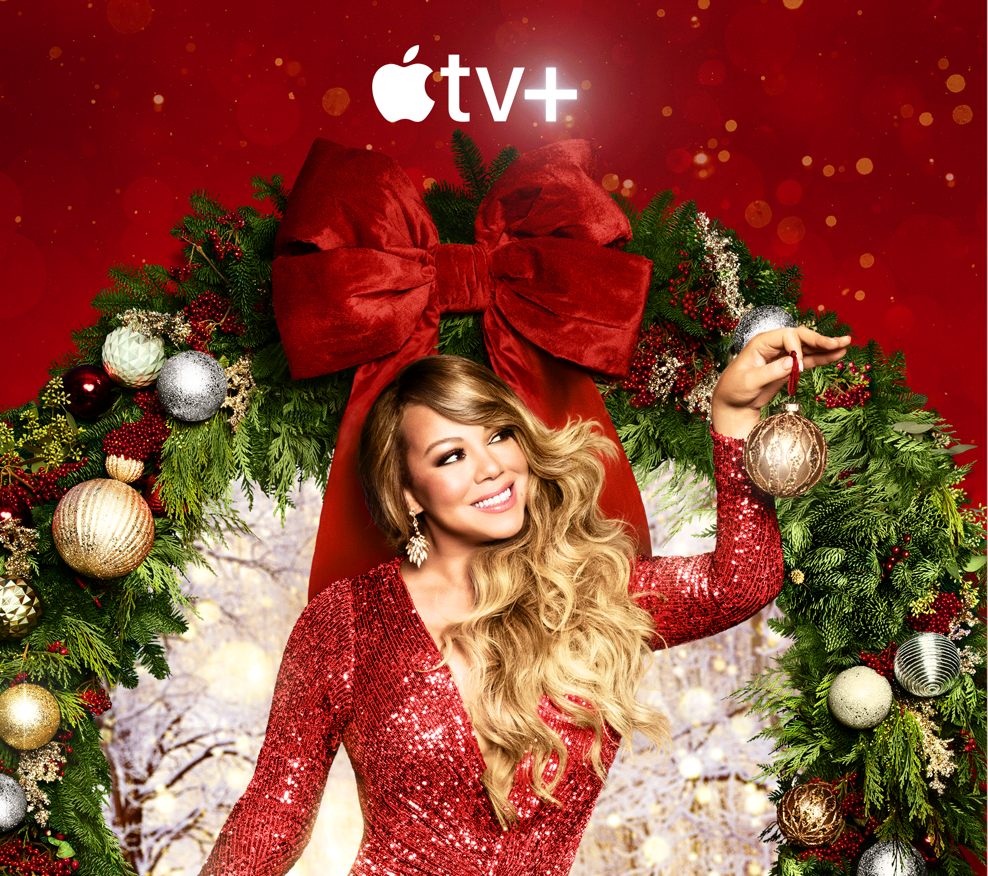 Mariah Carey Has 'Magical Christmas Special' First Look For Planned Apple TV+ Special