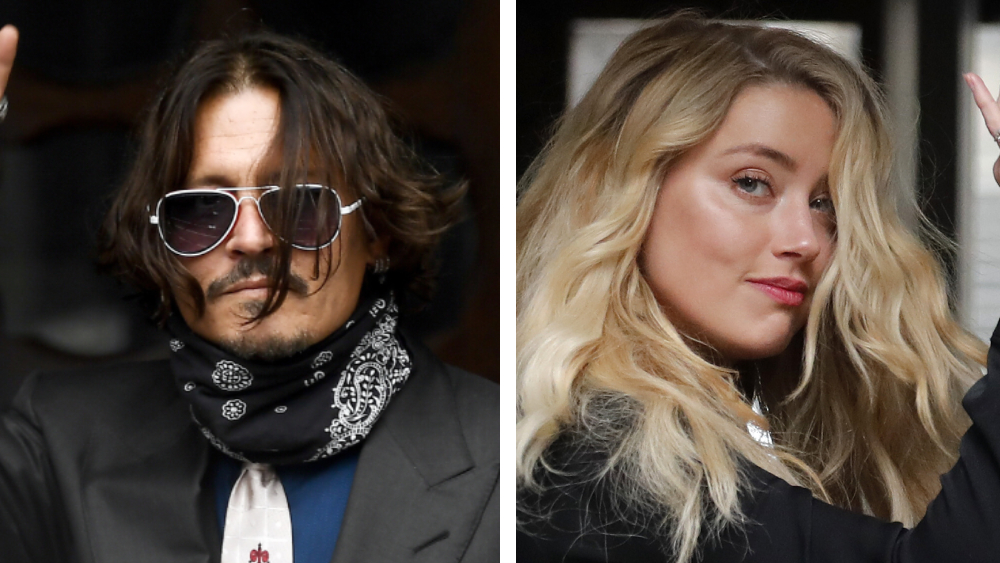 """Johnny Depp's $50M Defamation Suit Should Be Tossed Because Of UK """"Wife Beater"""" Ruling, Amber Heard Says.jpg"""
