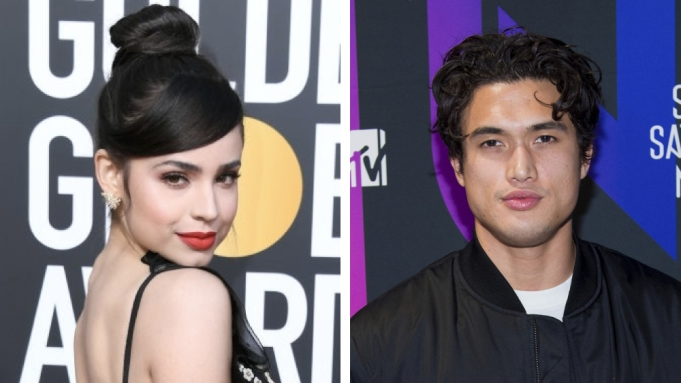 Sofia Carson & Charles Melton To Star In YA Romance 'Purple Hearts' –  Deadline