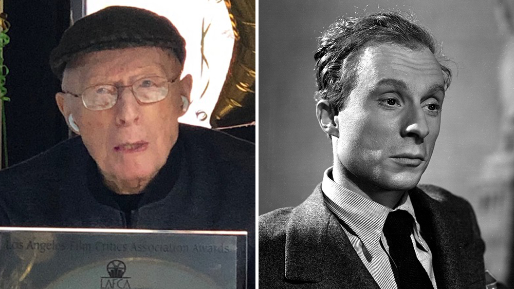 Norman Lloyd Dies: 'St. Elsewhere' Actor Who Worked With Welles, Hitchcock & Chaplin Was 106 - Deadline