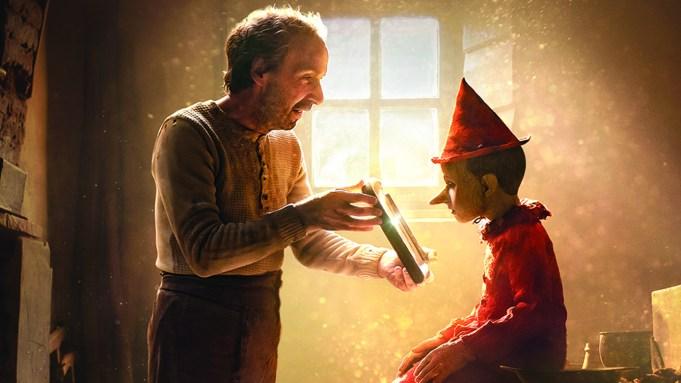 Roberto Benigni New 'Pinocchio' Movie Going Wide This Holiday Season –  Deadline