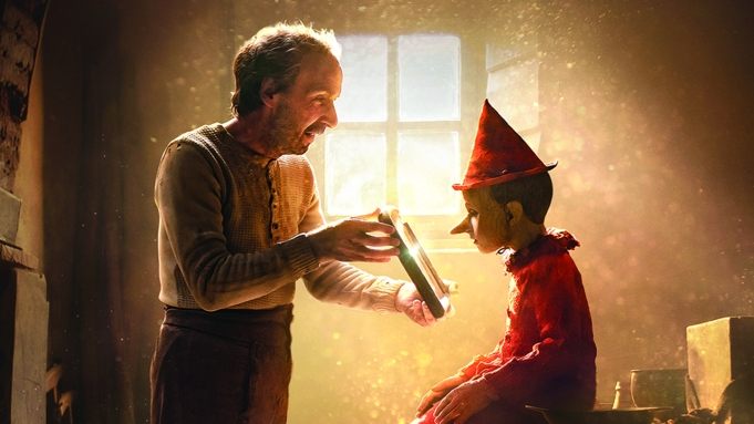 Roberto Benigni's new 'Pinocchio' Movie Opening Christmas Day