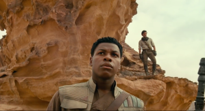 Star Wars, John Boyega