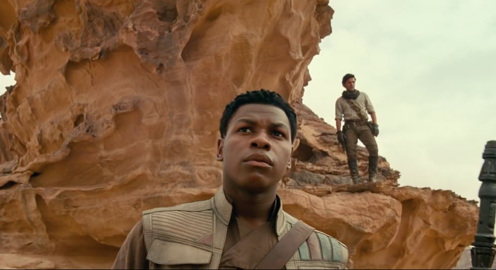"John Boyega Had A ""Transparent, Honest"" Phone Call With Kathleen Kennedy After 'Star Wars' Race Comments"