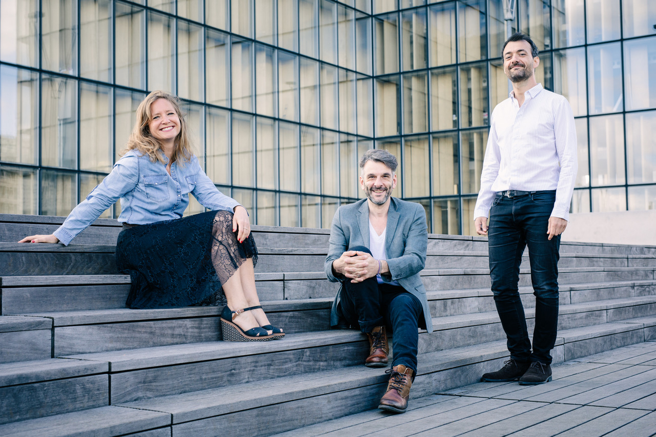 Former Canal+, TF1 & M6 Execs Launch Paris-Based Production Company Taleseed