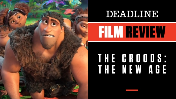 [WATCH] 'The Croods: A New Age'