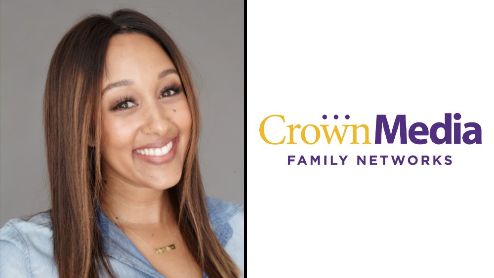"Tamera Mowry-Housley Signs Overall Deal With Crown Media Family Networks to Star In and Executive Produce Original Films, Joins Hallmark's ""Home & Family"""