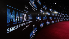 Verizon Mandalorian premiere