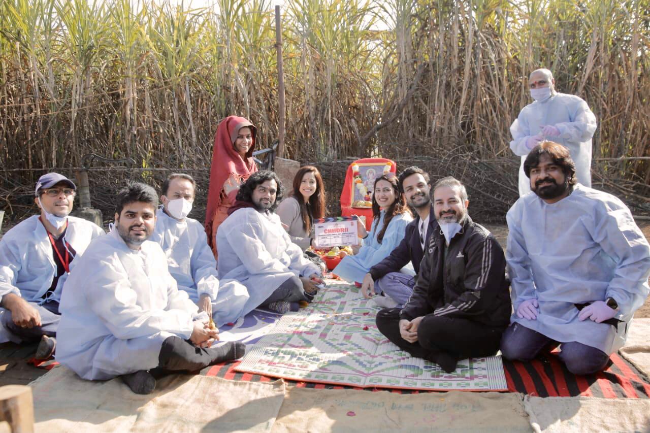 Eli Roth's Crypt TV & India's Abundantia Finalize Cast & Roll Cameras On Hindi Horror 'Chhori'