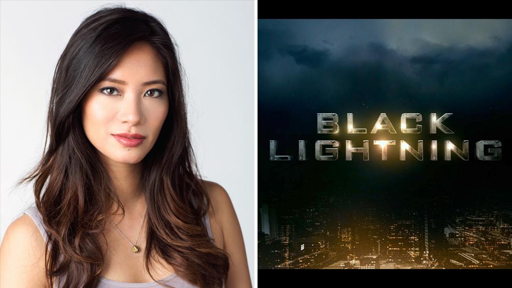 deadline.com: 'Black Lightning' Ups Chantal Thuy To Series Regular; Actress Talks Season 4, Asian And LGBTQ Representation In The Superhero Genre