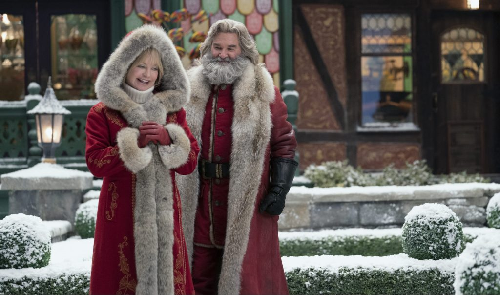 'Christmas Chronicles 2' overshadows the US current in 2nd place, but 'The Crown' remains sovereign – deadline
