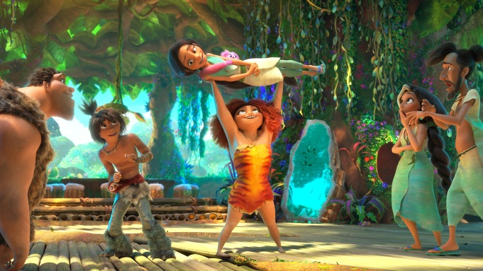 The Croods: A New Age' Opening Day B.O. Near $2M; Promo Partners Set –  Deadline
