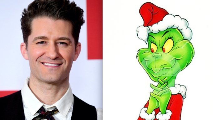 NBC Casts Matthew Morrison In 'Dr. Seuss' The Grinch Musical