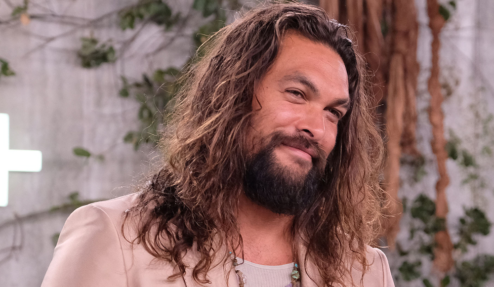 Jason Momoa Surprises 'Aquaman' Superfan Battling Cancer In Heartwarming Video