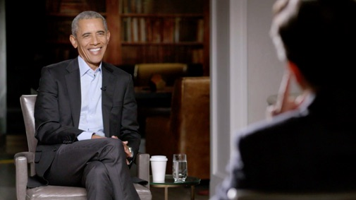 "Barack Obama To Stephen Colbert: Trump Response To Pandemic Was ""Shambolic"""