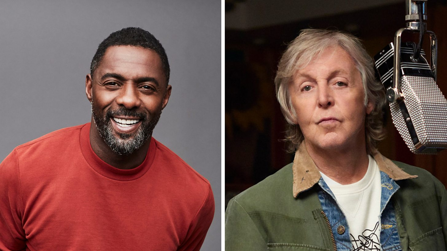 Idris Elba To Interview Paul McCartney For BBC One Entertainment Special