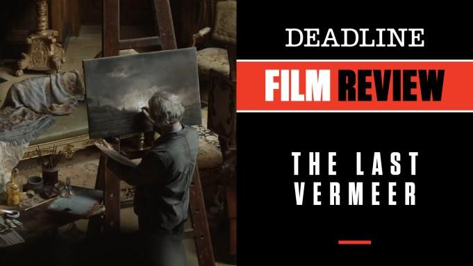 [WATCH] 'The Last Vermeer' Review: Guy