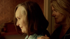 Martine Chevallier and Barbara Sukowa in 'Two of Us'
