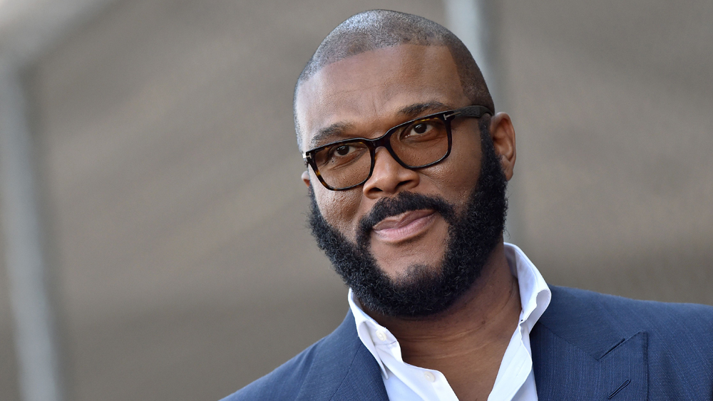 Tyler Perry Receives Coronavirus Vaccine, Urges Education & Research To Quell Skepticism Ahead Of BET Special