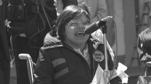Judy Heumann in 'Crip Camp'