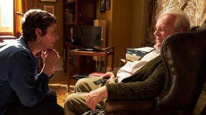 Anthony Hopkins and Olivia Colman in 'The Father'