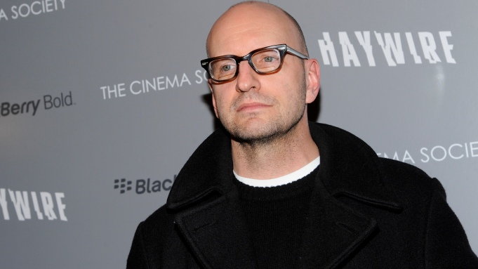 {WATCH} Deadline Now: Steven Soderbergh Is