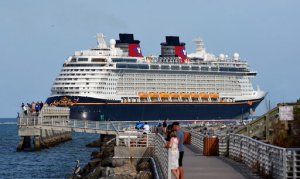 Disney Cruise Line Drops Anchor, Cancels Departures Through The End Of February