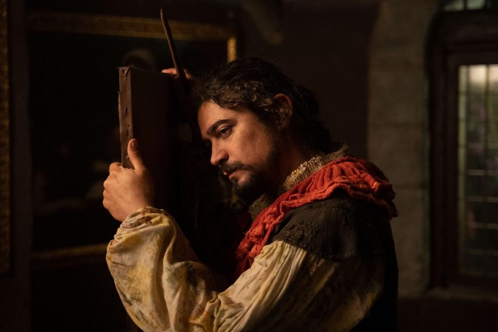 Caravaggio's Shadow