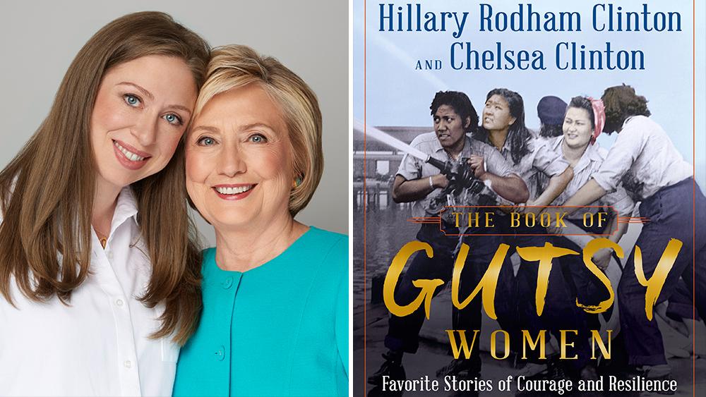 Hillary & Chelsea Clinton To Host & Produce 'Gutsy Women' Docuseries A... image