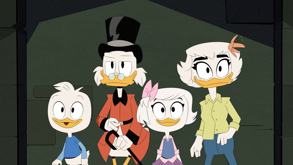 'DuckTales' Canceled After Three Seasons At Disney XD