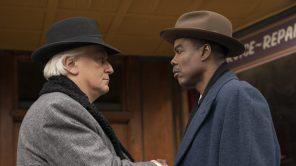 Tommaso Ragno and Chris Rock in 'Fargo'