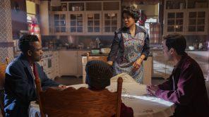 Chris Rock, Anji White and Andrew Bird in 'Fargo'