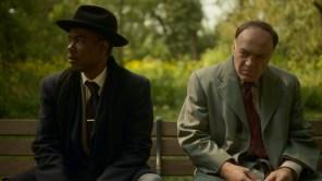 Chris Rock and Francesco Acquaroli in 'Fargo'