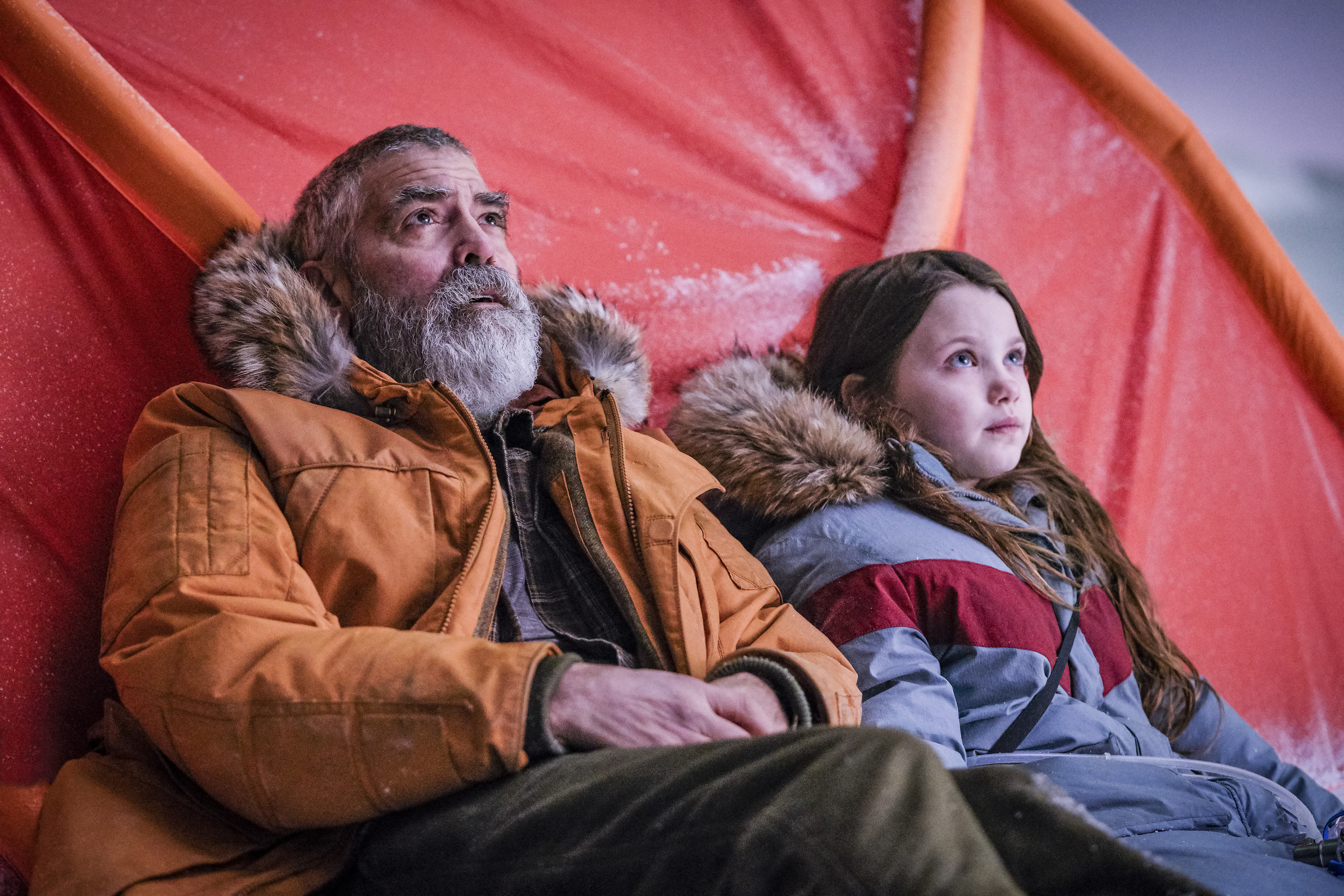 George Clooney The Midnight Sky One Of Netflix's Biggest Ever Openings –  Deadline