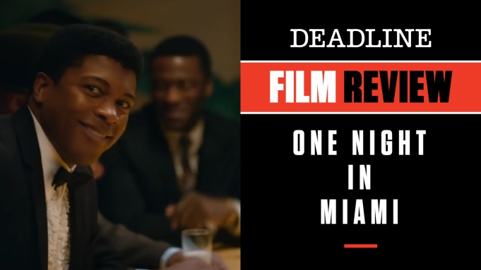 Watch One Night In Miami Review Regina King S Impressive Directing Debut Deadline
