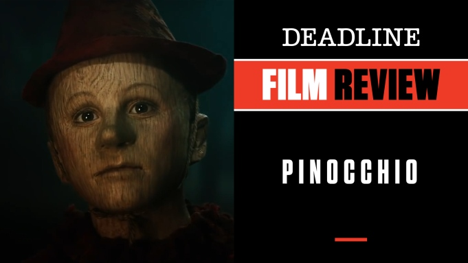 [WATCH] 'Pinocchio' Review: Roberto Benigni In