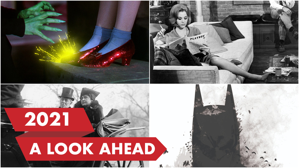 Batman, Art Heists, Chippendales & Judy Garland's Slippers…The Podcasts To Watch Out For In 2021