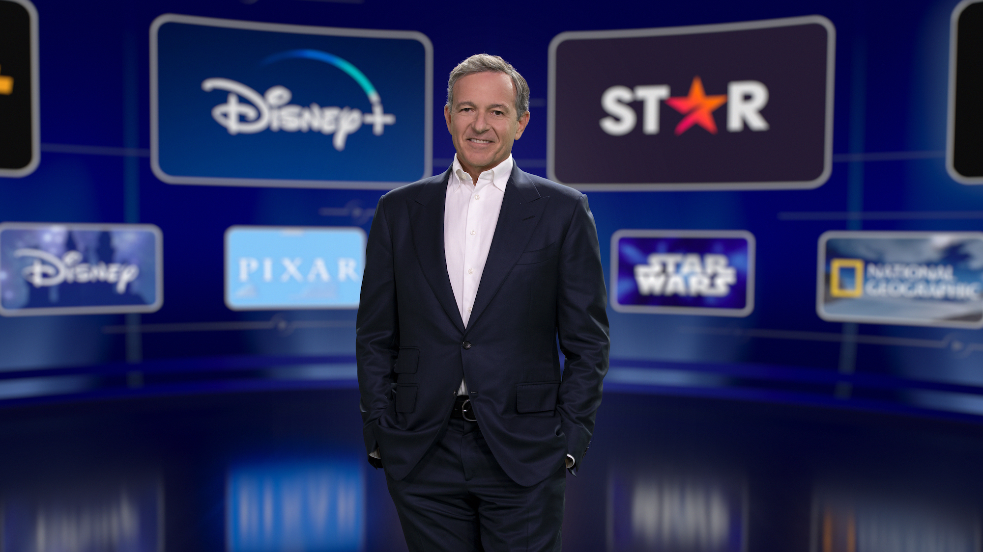 Disney's Robert Iger Praises New Democratic Presidential Team In Tweet