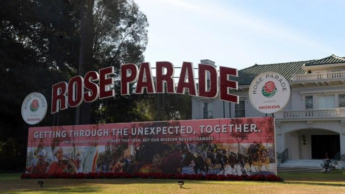 Rose Parade 2021