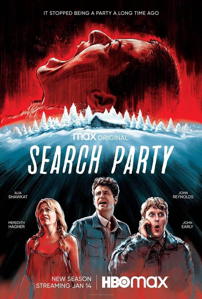 Search Party Season 4 Poster