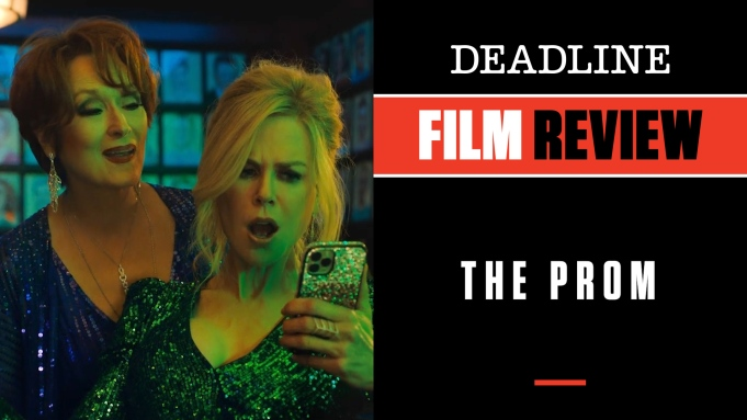 [WATCH] 'The Prom' Review: Meryl Streep,