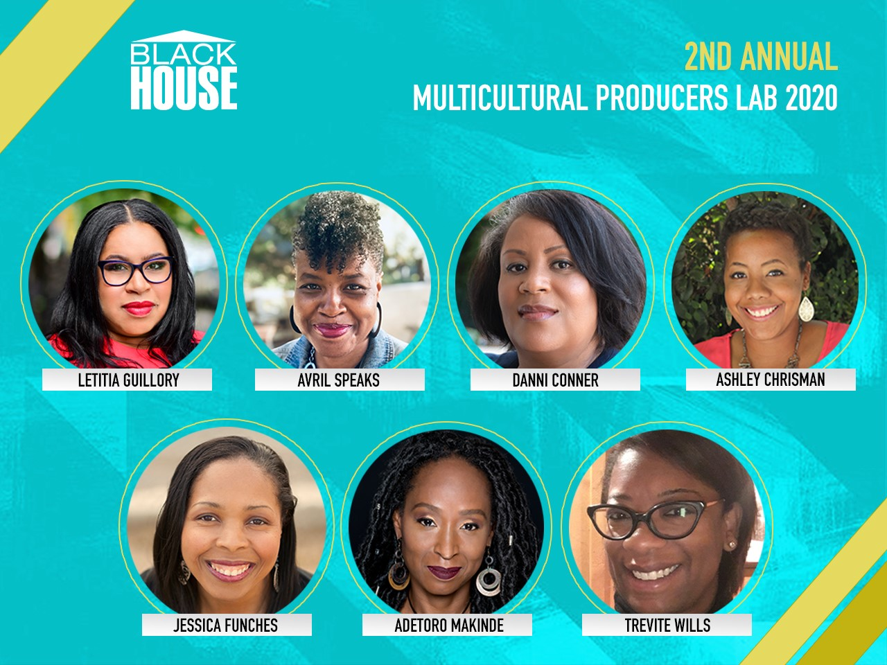 Blackhouse Foundation Unveils Fellows For Multicultural Producers Lab Deadline