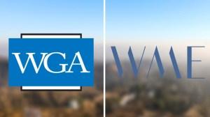 WGA and WME Logo