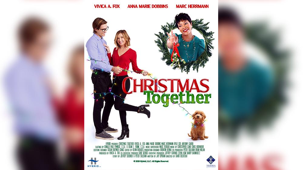 ION Television Announces Vivica A. Fox Holiday Movie...