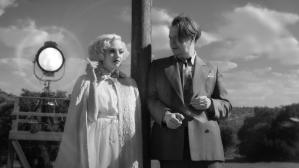 Amanda Seyfried and Gary Oldman in 'Mank'