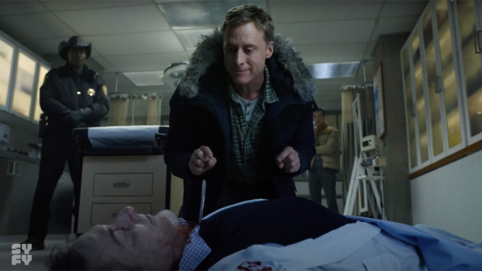 [WATCH] 'Resident Alien' Trailer: Alan Tudyk