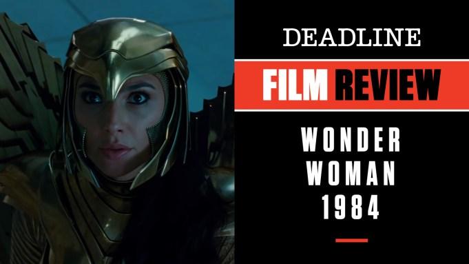[WATCH] 'Wonder Woman 1984' Review: Gal