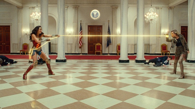Wonder Woman 1984' Opens To $16.7M, A Box Office Record For Pandemic –  Deadline