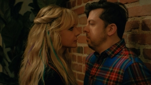 Carey Mulligan and Christopher Mintz-Plasse in 'Promising Young Woman'