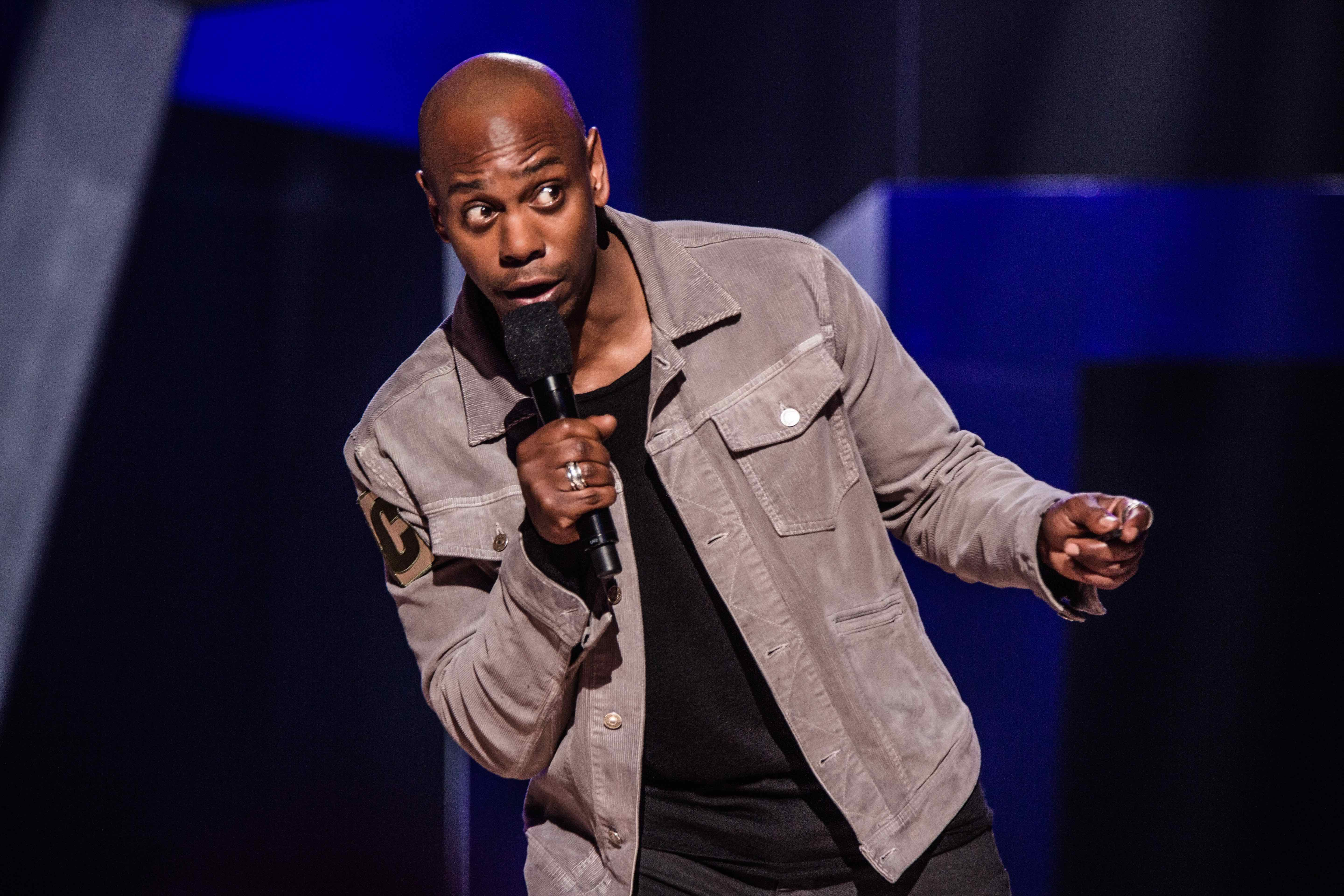Dave Chappelle Tests Positive For Covid-19, Remaining Austin Texas Shows Canceled